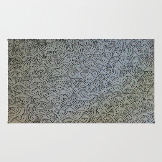 Sea of Lines Rug