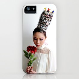 Crowned iPhone Case