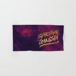 Spiritual Gangsta Hand & Bath Towel