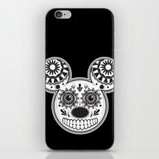 This Ain't Disney Sugar Skull iPhone & iPod Skin