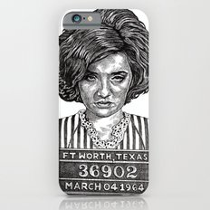 Big Hair Texas Trouble Slim Case iPhone 6s