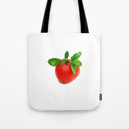 Tom and Basil Tote Bag