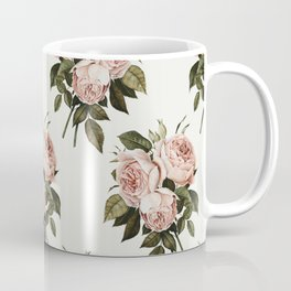 Three English Roses Coffee Mug