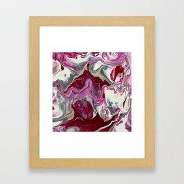 Trending Magenta 6 of 6 Framed Art Print