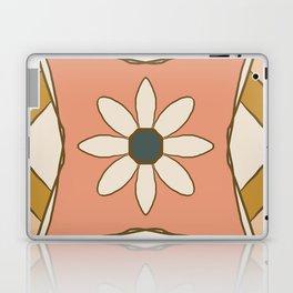 Bold Midcentury Tile Pink Laptop & iPad Skin