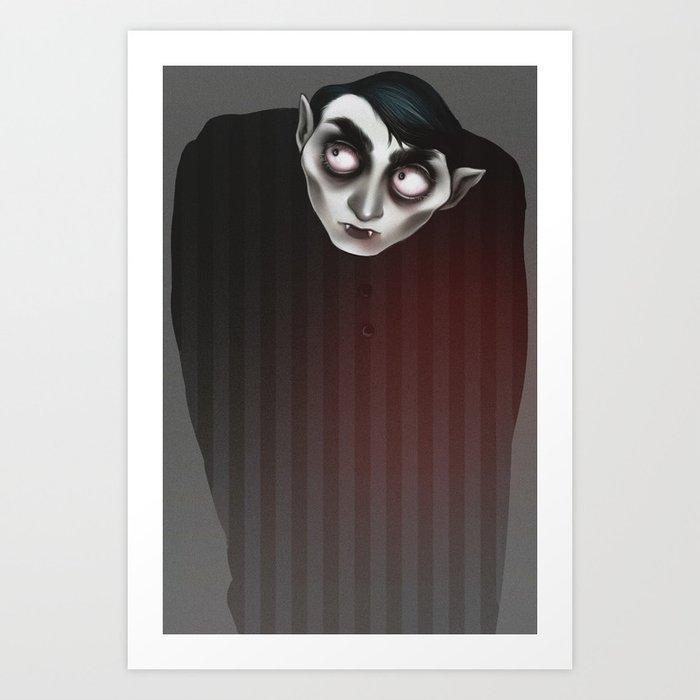 creepcreepcreep Art Print