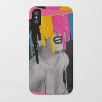celebrity iPhone & iPod Cases featuring Celebrity Syrup by Eugenia Loli