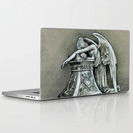 Weeping Angel Laptop & iPad Skin