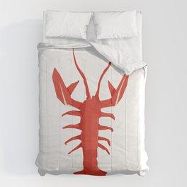 Origami Lobster Comforters