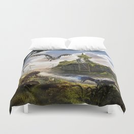 Cardiff [Horizon Zero Dawn] Duvet Cover