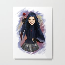 Evie Queen Metal Print