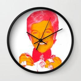 Liberace Wall Clock