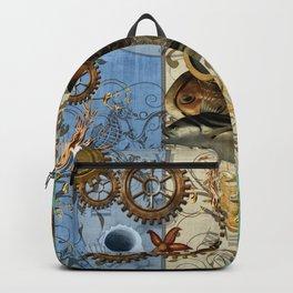 Nautical Steampunk Backpack