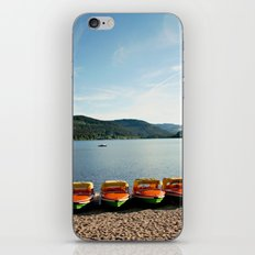 Bavarian Lake iPhone & iPod Skin