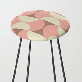 Capsule Alpaca Counter Stool