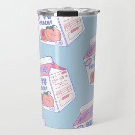 Peach Milk Travel Mug
