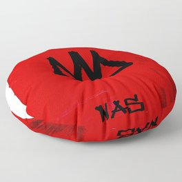 KiNG iLLMATIC NaS Floor Pillow