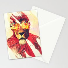 Lion Zion Stationery Cards