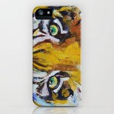Tiger Psy Trance iPhone (5, 5s) Slim Case