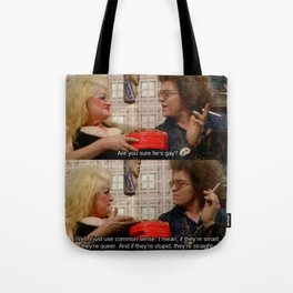 Gay or Straight? Tote Bag