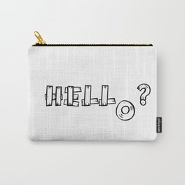 Hell?o Carry-All Pouch