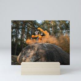 Rocket Launcher Mini Art Print