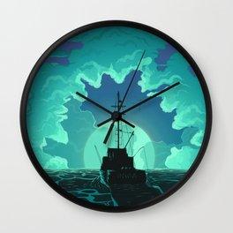 Bigger Boat Wall Clock