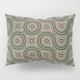 Round Truchets in CMR 01 Pillow Sham