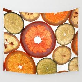 Citrus Wall Tapestry