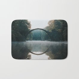 The Devil's Bridge - Landscape and Nature Photography Bath Mat