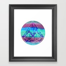 The Lost City Framed Art Print