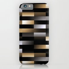 3D stripes pattern iPhone 6s Slim Case