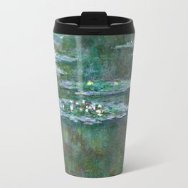 Water Lilies Claude Monet 1904 Travel Mug