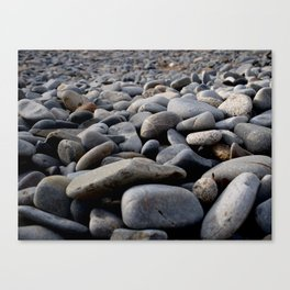 Another Rocks  Canvas Print