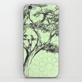 MYSTIC LOTE TREE iPhone Skin