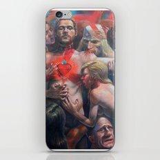 Orgía Caníval iPhone & iPod Skin