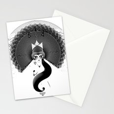 Eyes wide open Stationery Cards