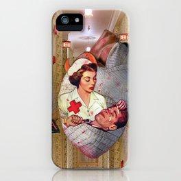Please Love Me iPhone Case