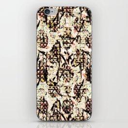 Daisy Brown iPhone Skin