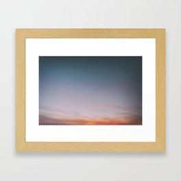 1st Framed Art Print