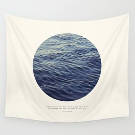 You or Me Wall Tapestry