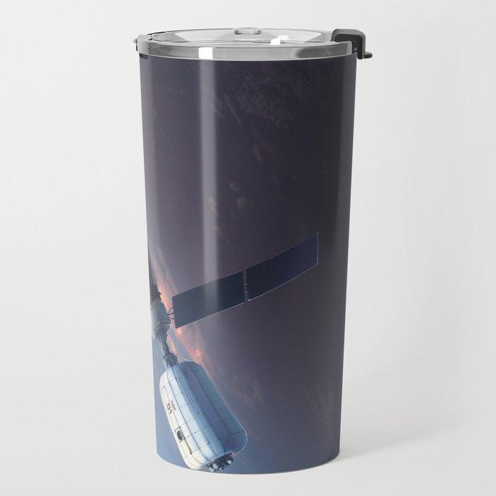 LEO Rendezvous Travel Mug