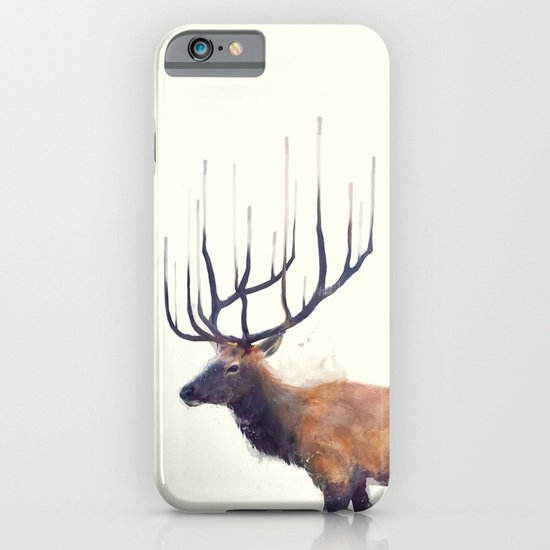 Elk // Reflect (Left) iPhone & iPod Case
