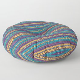 Crazy Lines Floor Pillow