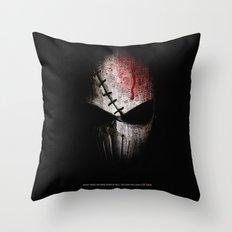 I'm.WASA3I. Throw Pillow