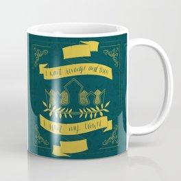 I Want My Crown (Three Dark Crowns Coffee Mug