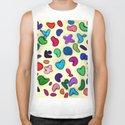 Seamless Colorful Geometric Pattern XXIX by kapstech