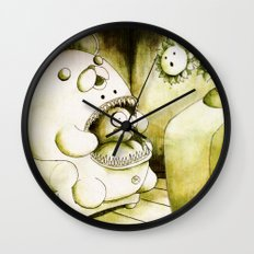 OrsoMariaPesce Wall Clock