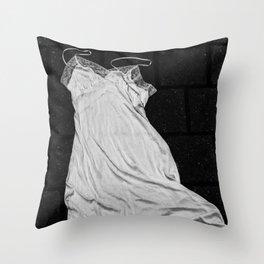 Undress My Soul Throw Pillow