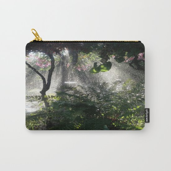 A whisper to the silent earth Carry-All Pouch